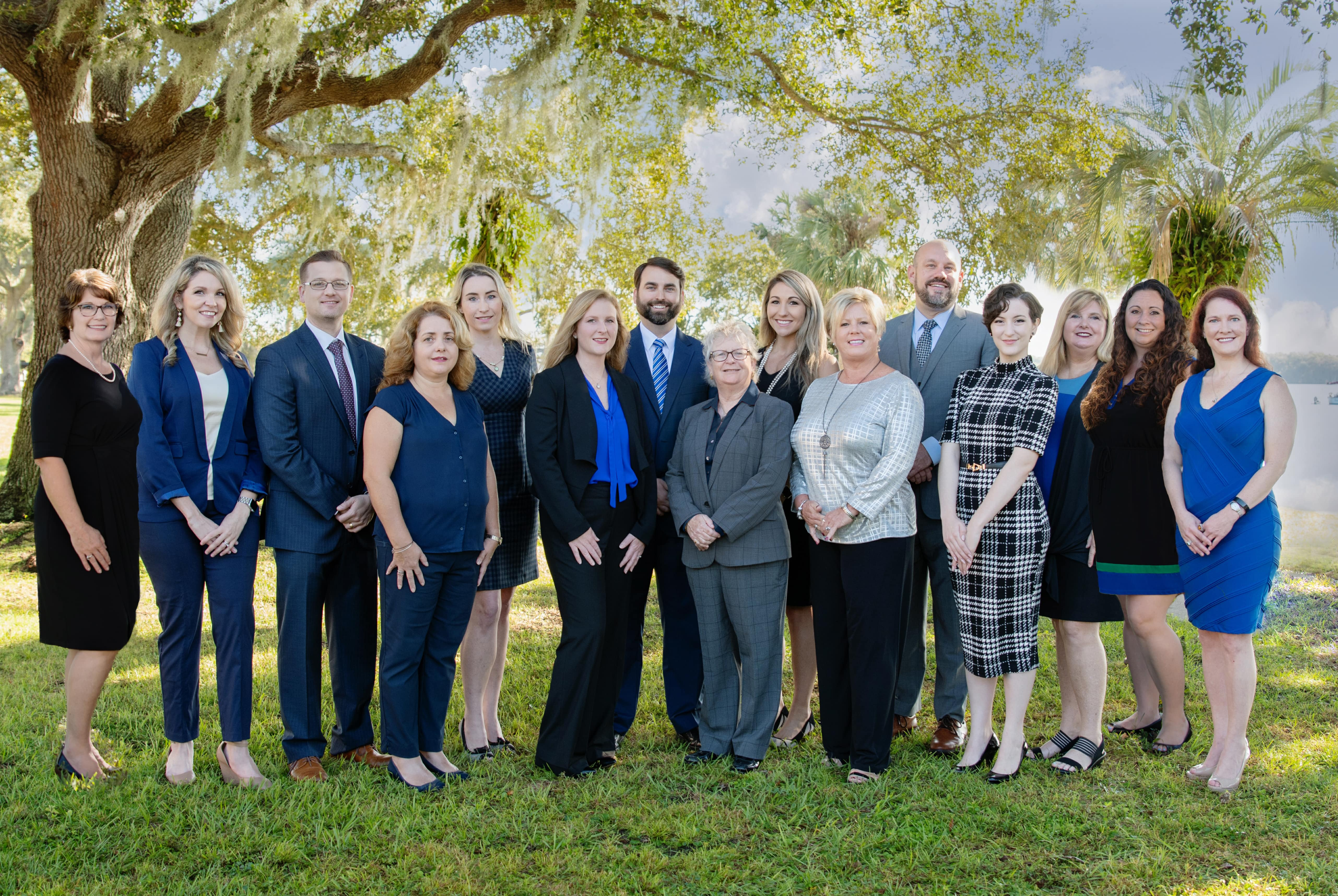 Douglas Law Firm Team